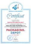 Diploma PACKAGING DEPOT MOLDEXPO Chisinau 2 (1)