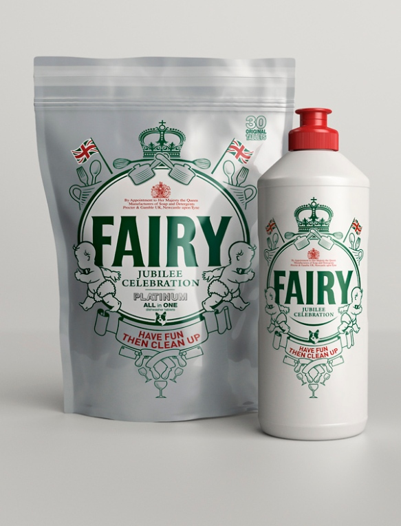 Ambalaj detergenti postat de Exonia Holding