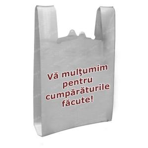 Sacosa maieu personalizata standard cu Va multumim pentru cumparaturi copy