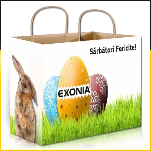 Fabrica De Ambalaje Exonia va ureaza Sarbatori Fericite!