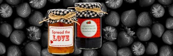 Etichete pentru borcane de dulceata gem sau compot de la Fabrica De Ambalaje Exonia