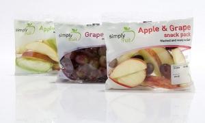 Pungi polietilena pentru fructe