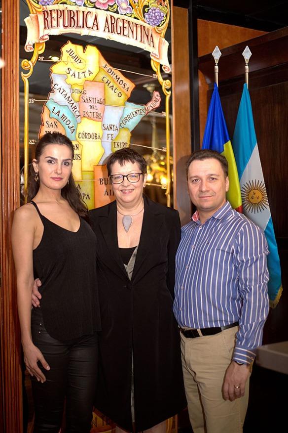 Echipa Fabricii De Ambalaje Exonia in misiune economica in Argentina 1